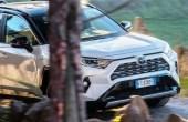 New Toyota RAV4 Hybrid is Most fuel-efficient hybrid SUV in Canada