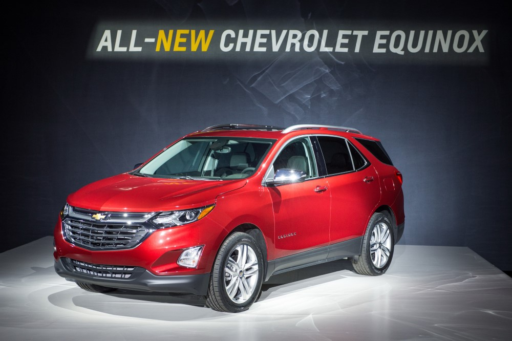2020 Chevy Equinox Price and Premiere