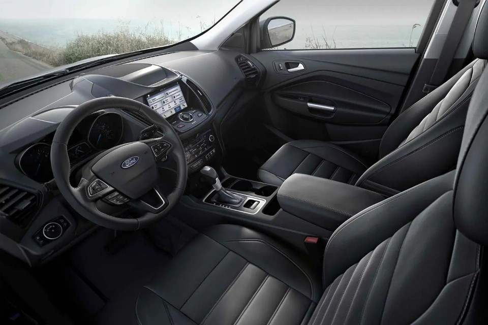 2020 Ford Escape Interior Changes