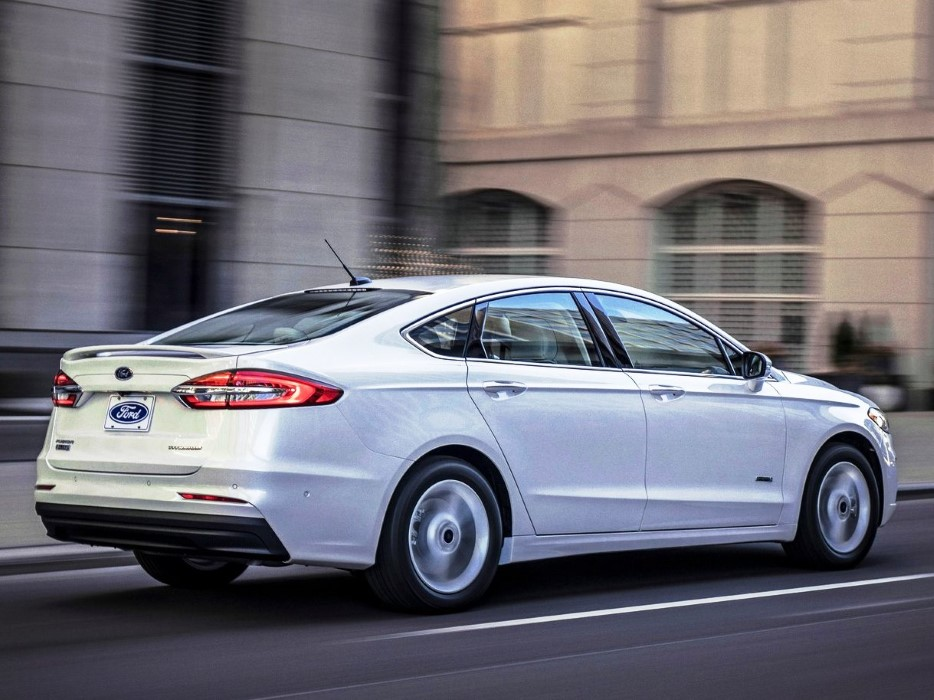 2020 Ford Fusion Release Date and Price