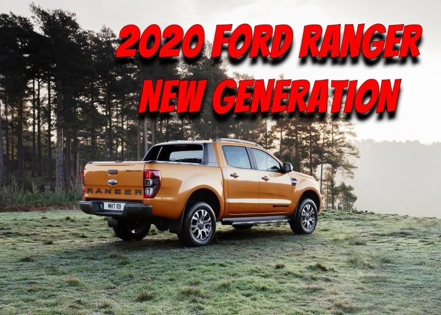 2020 Ford Ranger Model Configurations