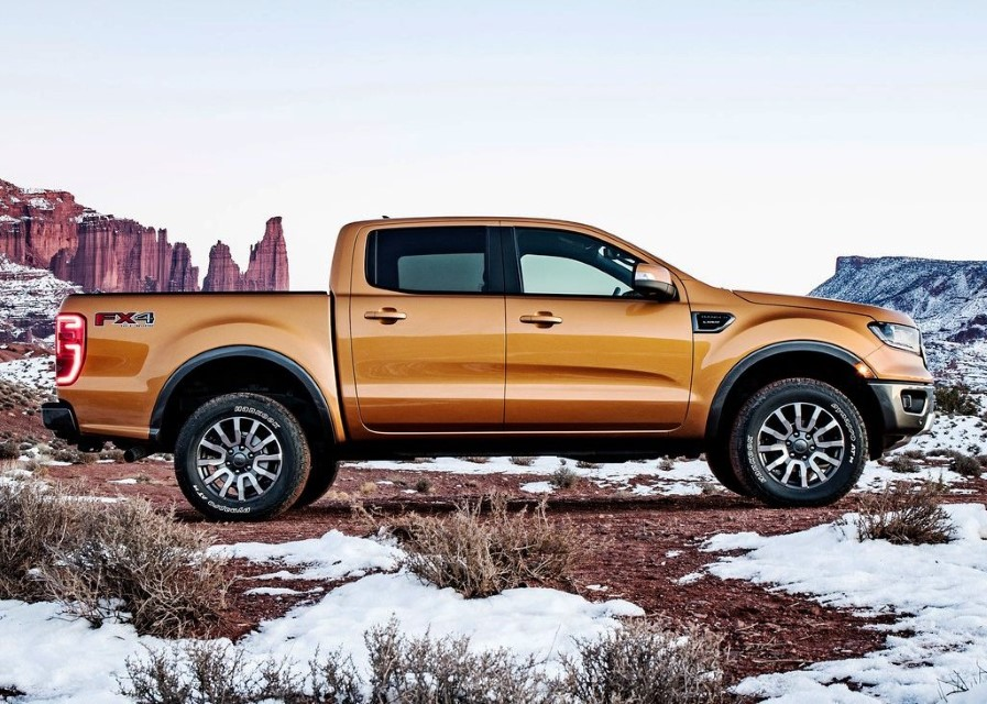 2020 Ford Ranger Price and Equipment