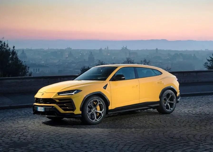 2020 Lamborghini Urus Relase Date