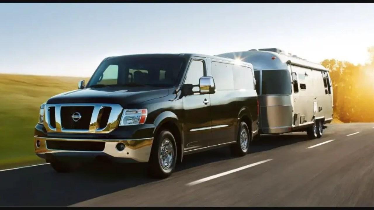 2020 Nissan Nv Passenger Review Nv 3500 Van Findtruecar Com