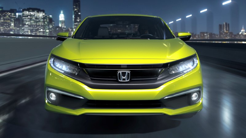 2021 Honda Civic Coupe Release Date and Price