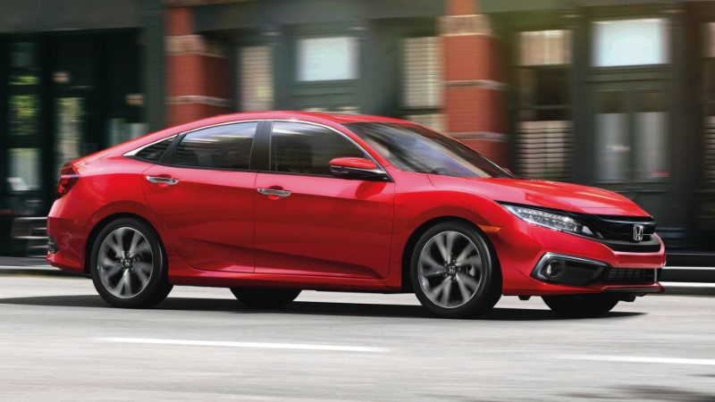 2021 Honda Civic Engine Specs & Fuel Economy