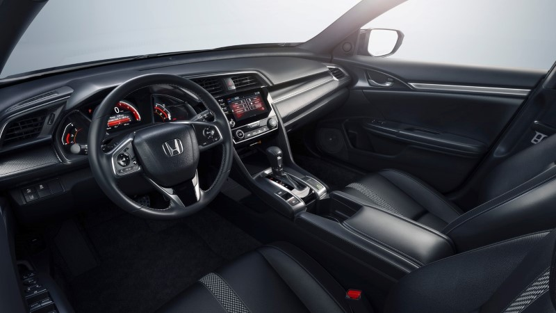 2021 Honda Civic Interior Features