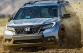 2020 Honda Passport Off-Road AWD Capacbilities