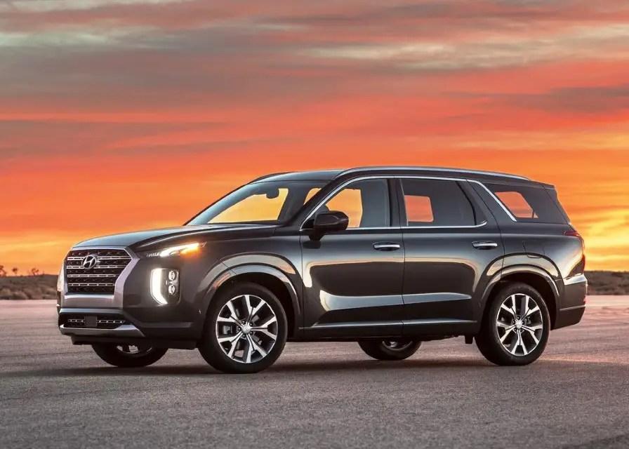 2020 Hyundai Palisade Fuel Economy MPG