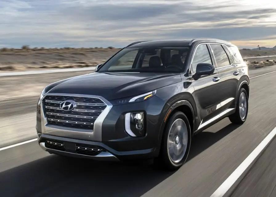 2020 Hyundai Palisade MSRP