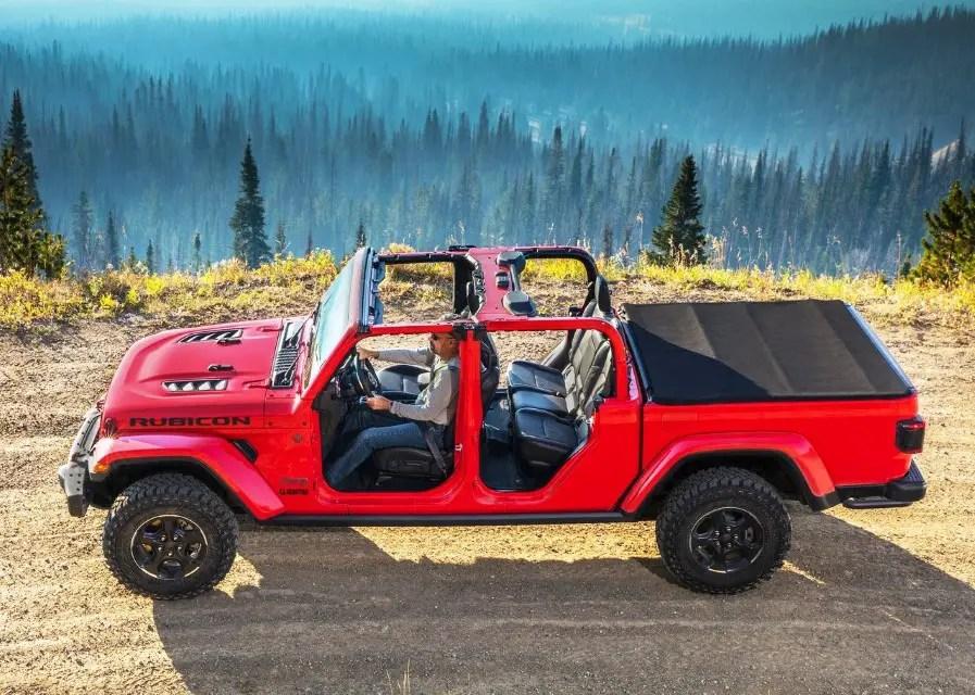 2020 Jeep Gladiator Rubicon Horsepower