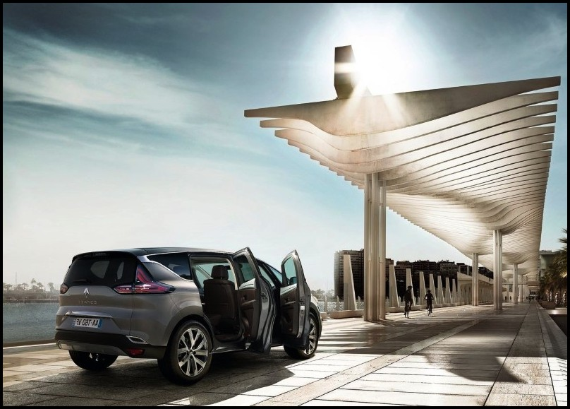 2020 Renault Espace Hybrid Minivan Review