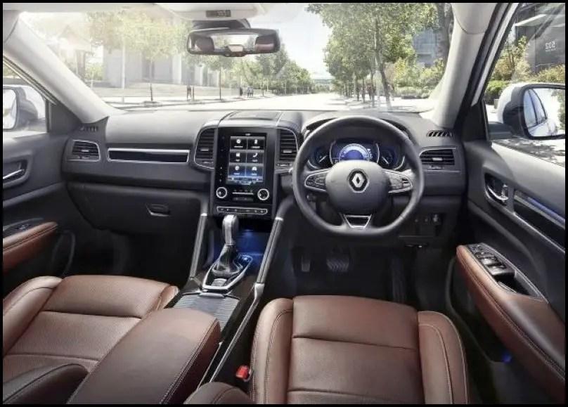 2020 Renault Espace Interior Changes