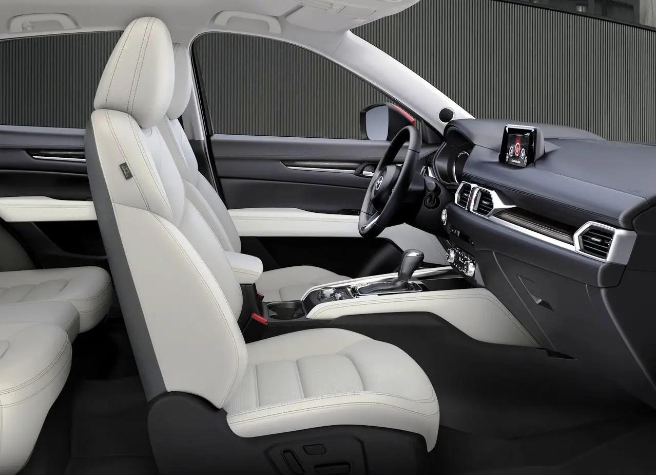 2020 Mazda CX-5 Changes Interior