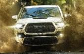 2021 Toyota Tacoma Bolt Pattern Off-Road