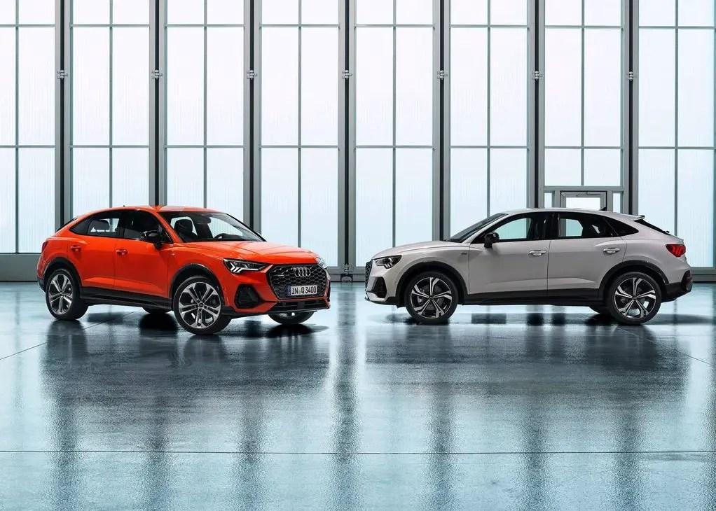 2020 Audi Q3 Configurations