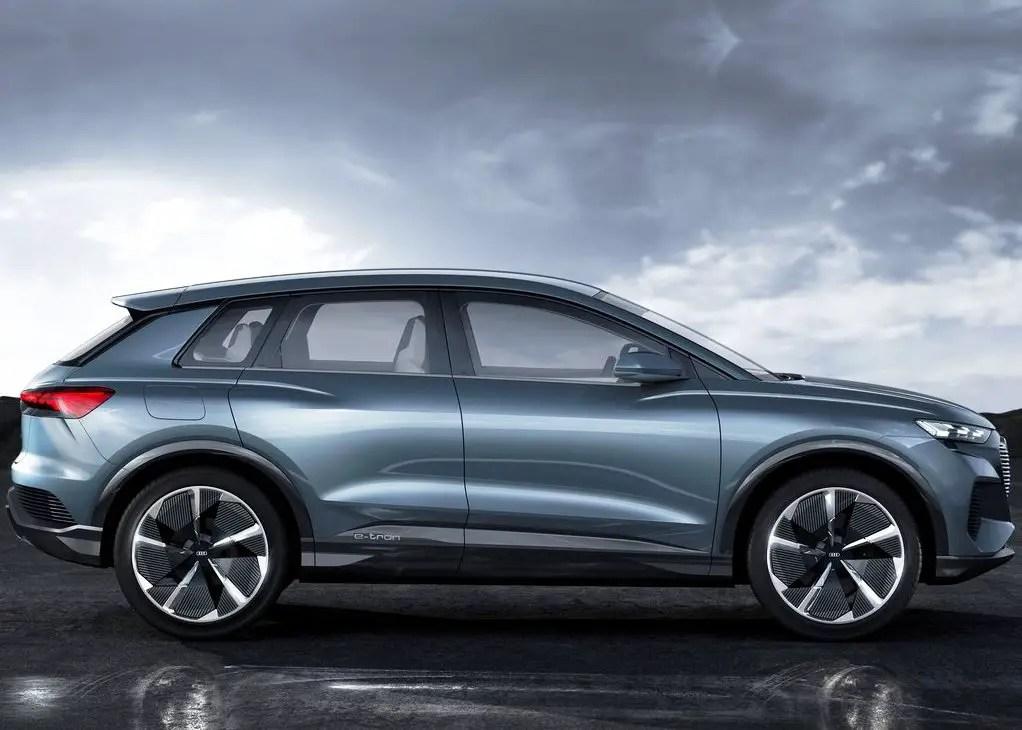 2020 Audi Q4 E-tron Specs