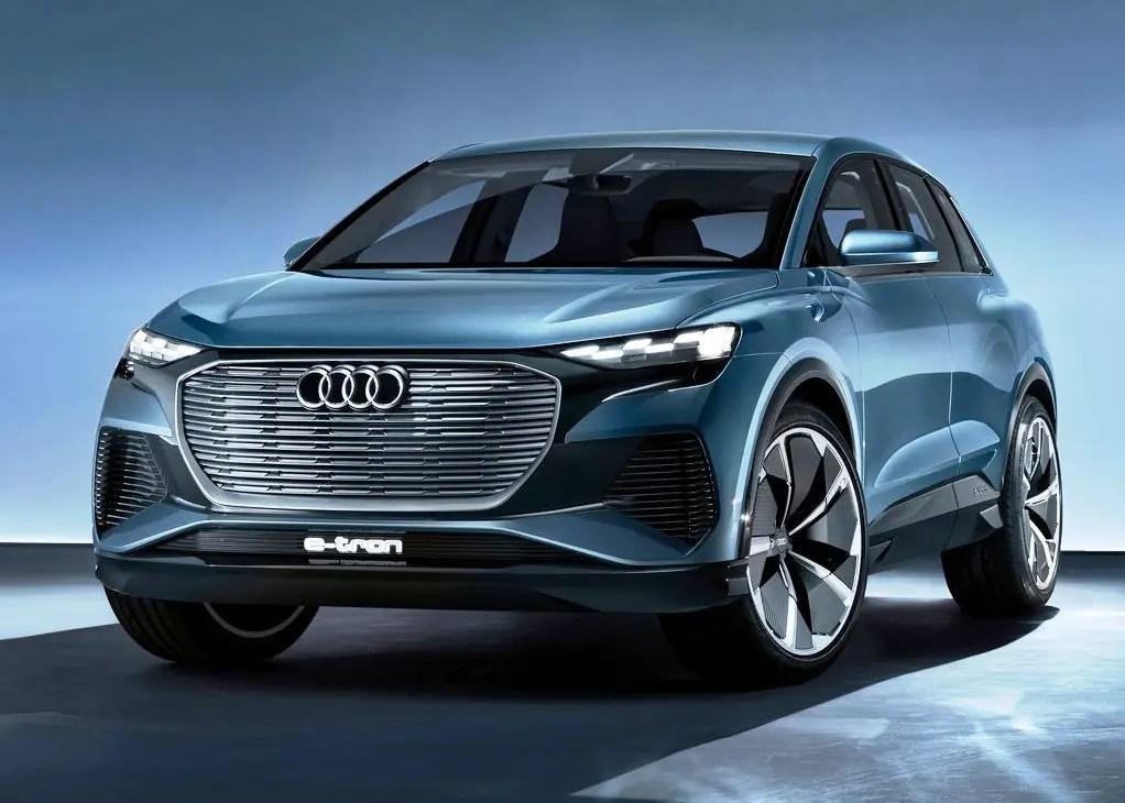 2020 Audi Q4 Images