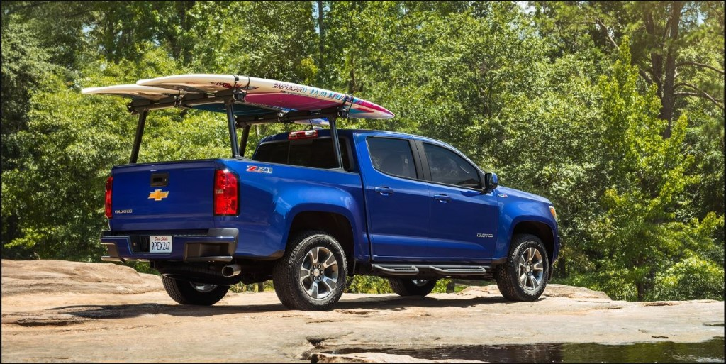 2020 Chevy Colorado Changes & Updates