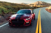 2020 Ford Mustang Shelby GT500 Price & Availability