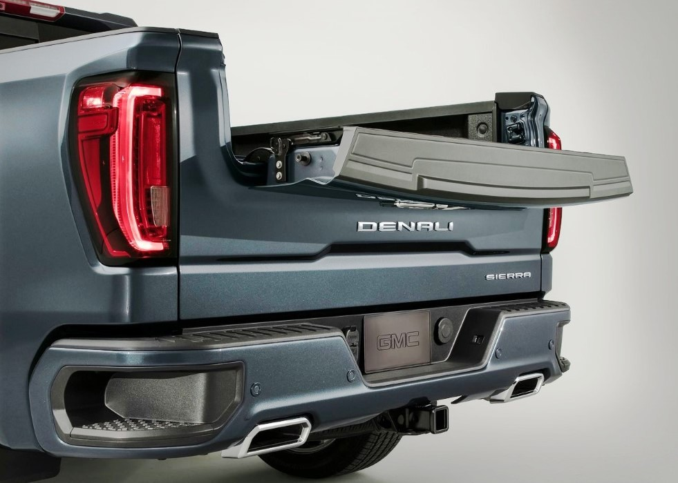 2020 GMC Sierra HD Changes Exterior