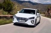 2020 Hyundai Ioniq Facelift Exterior