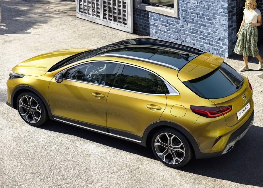 2020 Kia Xceed Dimensions