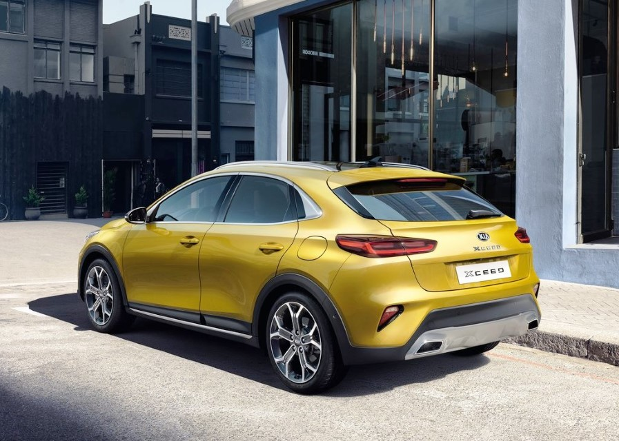 2020 Kia Xceed Plug-in Hybrid Review