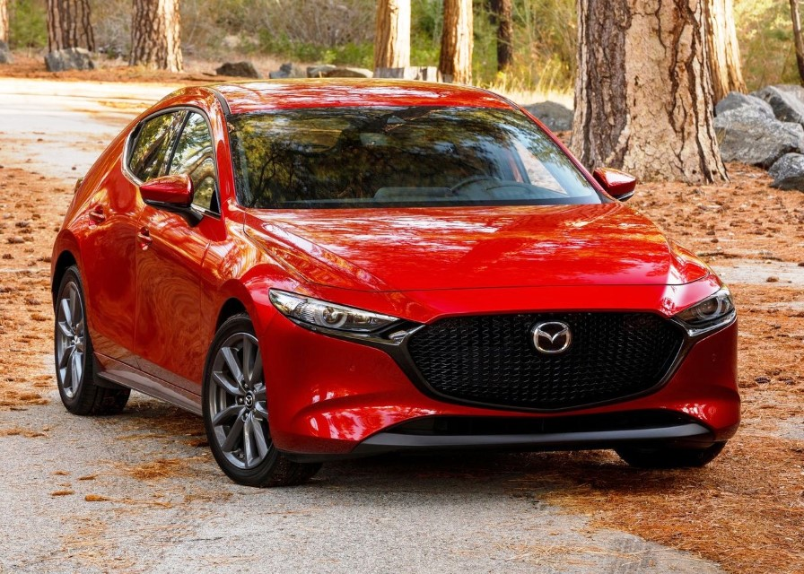 2020 Mazda 3 AWD With SkyActive-D 116Hp Diesel