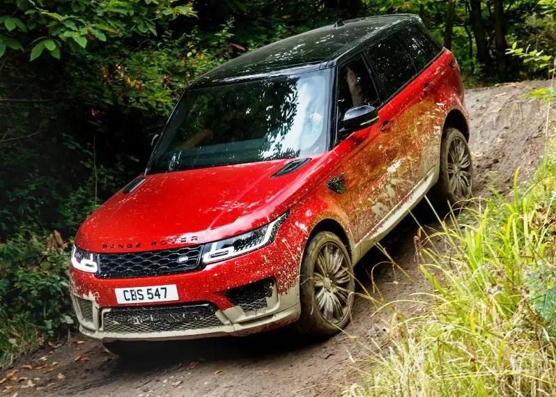 2020 Range Rover Sport Diesel Engine Performance