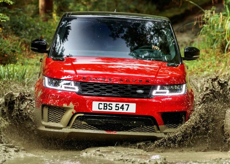 2020 Range Rover Sport Horsepower & Fuel Economy