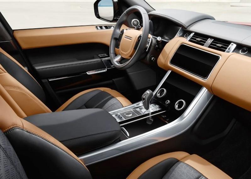2020 Range Rover Sport Interior Changes