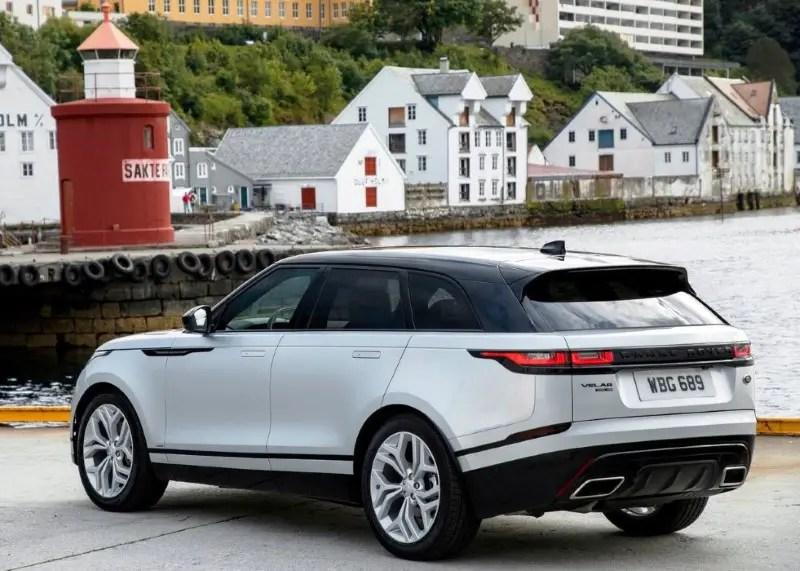 2020 Range Rover Velar SVR Release Date