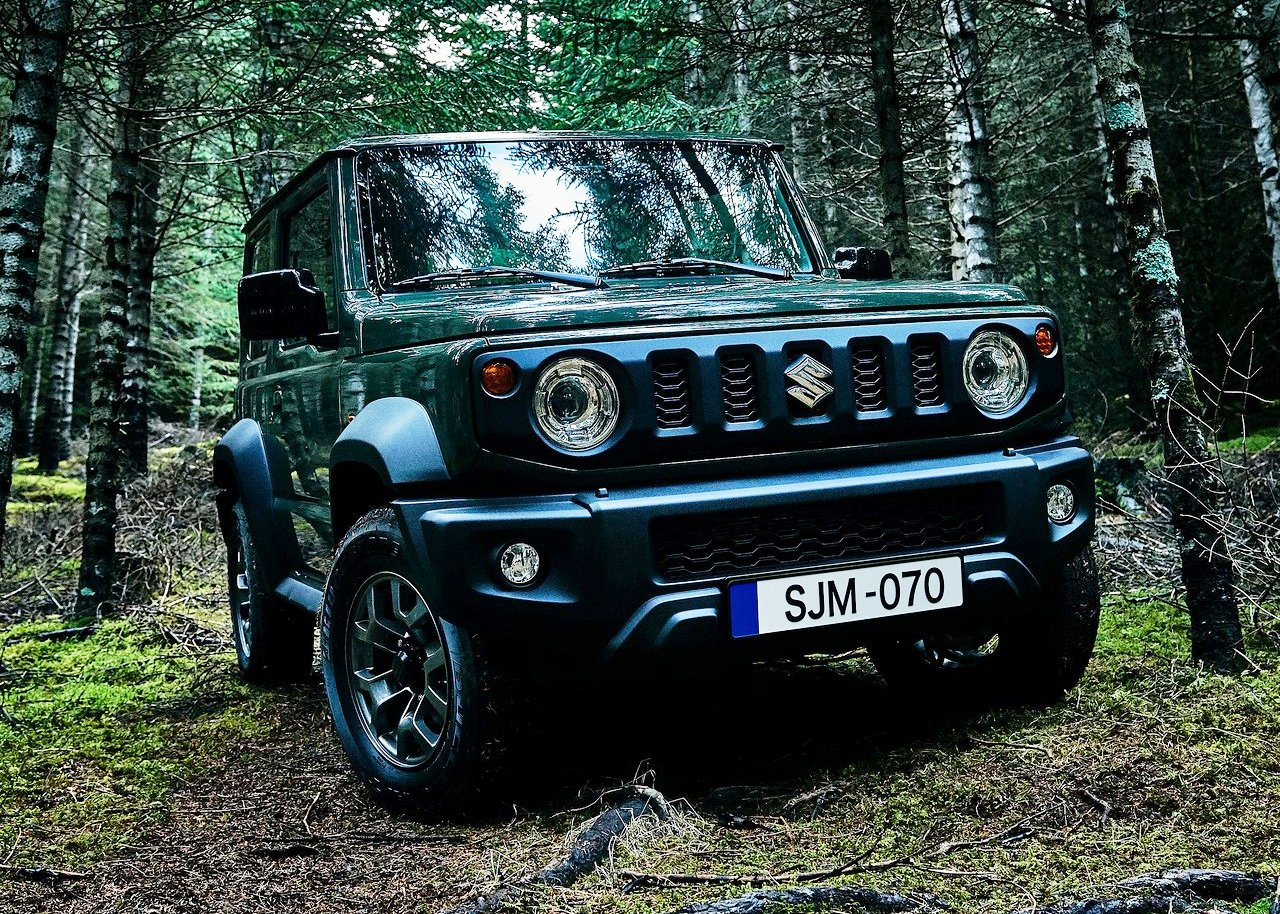 2020 Suzuki Jimny All Wheel Drive