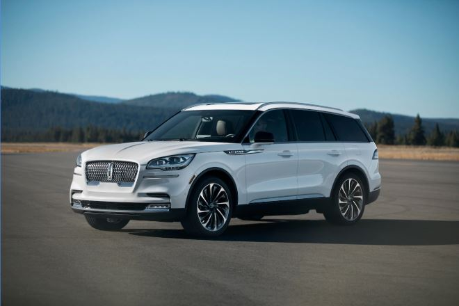 New Lincoln Aviator 2020 First Look