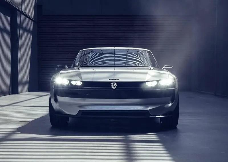 Peugeot e-Legend Concept Release Date