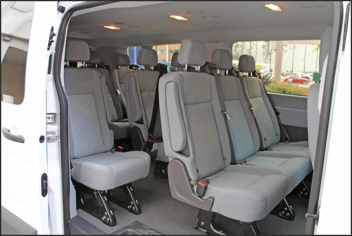 2019 Ford Transit 15 Passenger Van Miles Per Gallon