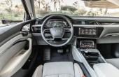 2020 Audi E-Tron Interior Features