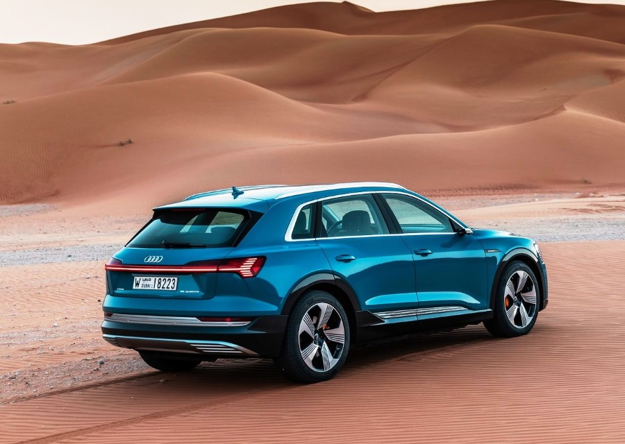 2020 Audi E-Tron Release Date & MSRP
