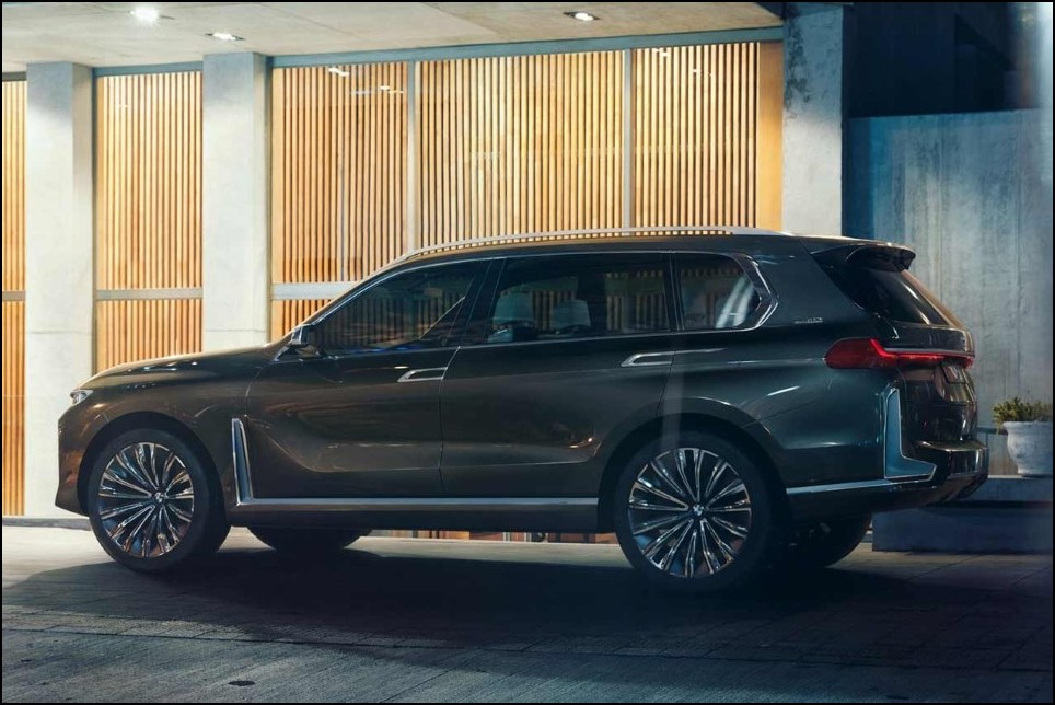 2020 BMW X8 Release Date in United States