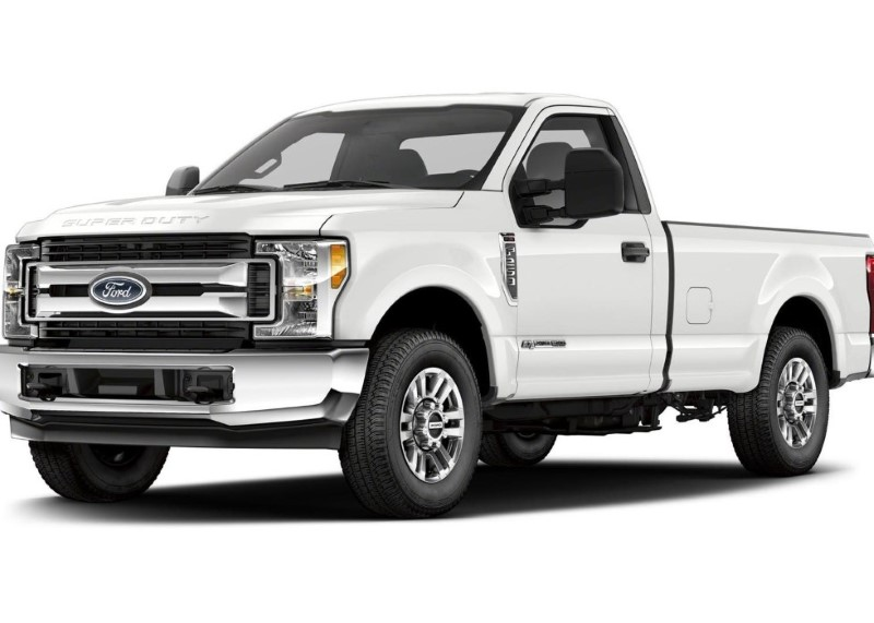 2020 Ford Super Duty F250 7.0 V8 Engine
