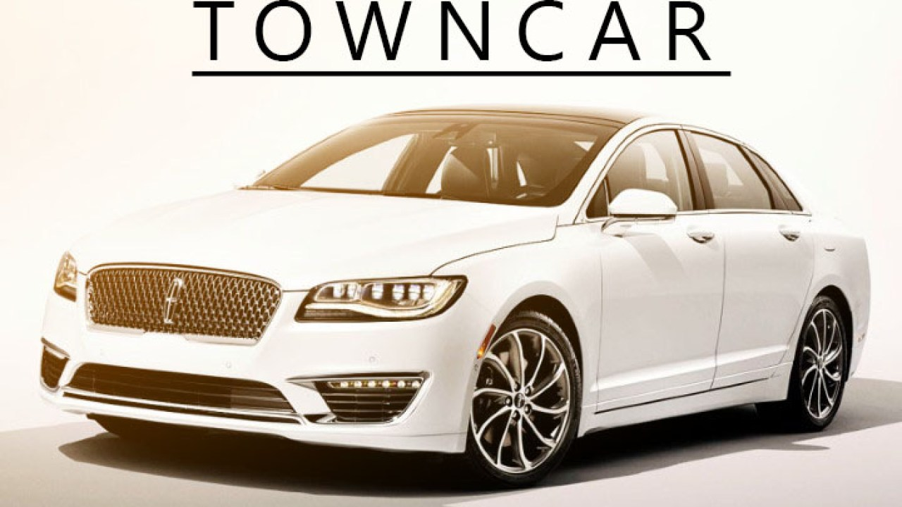 2020 Lincoln Town Car Engine
