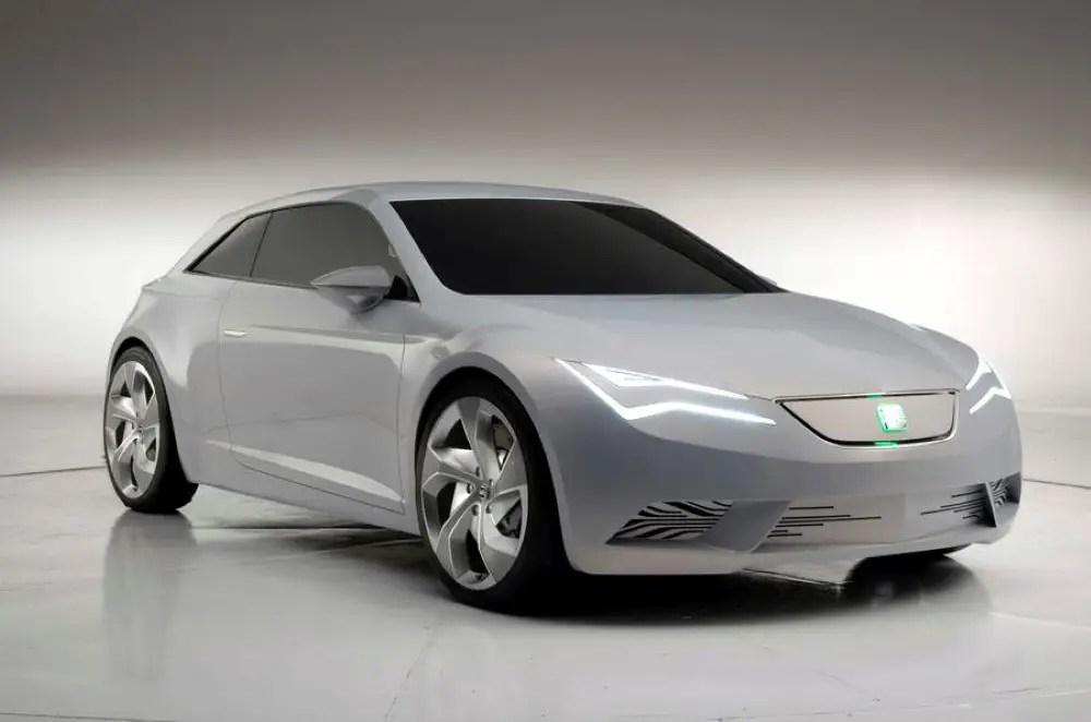 2020 Seat Leon New Concept Design