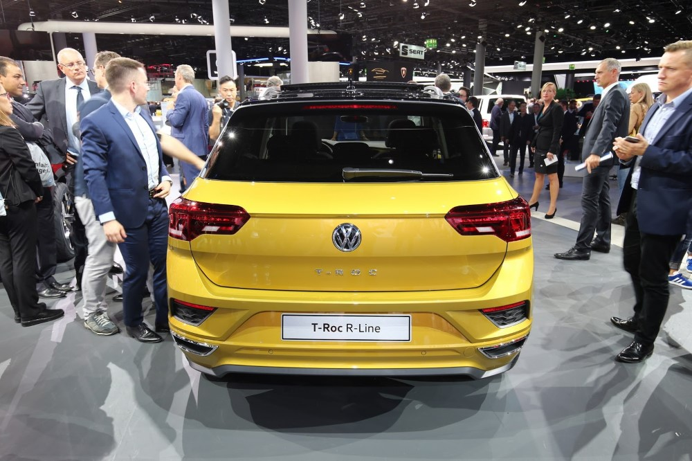 2020 VW Tayron Preview; Special T-Roc