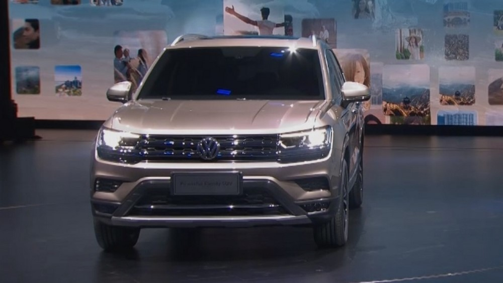 2020 VW Tayron Release Date and Price