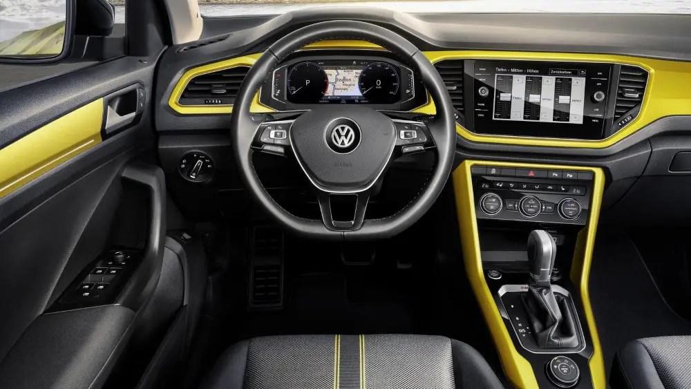 2020 Volkswagen Tayron Interior