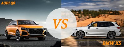 Read more about the article Audi Q8 VS BMW X5 2019, Which One Better?