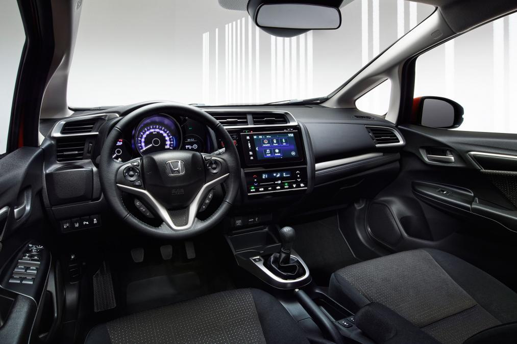 Honda Jazz 2020 Interior New features