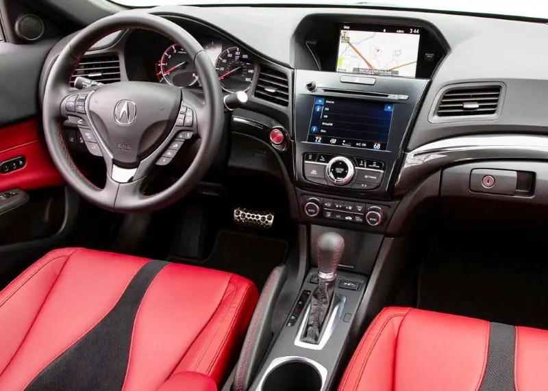 2020 Acura ILX Interior Images
