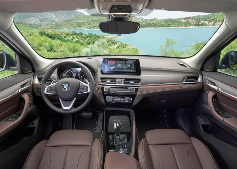 2020 BMW X1 Interior Images